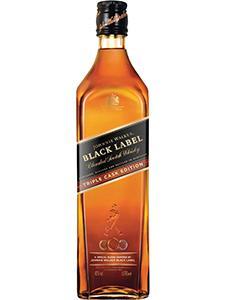 Johnnie Walker Black Label Triple Cask 1L