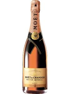 Moet & Chandon Nectar Rose Imperial 75cl