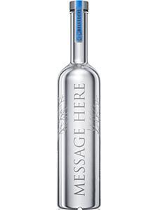 Belvedere Bespoke Silver Saber Night Edition 1.75L