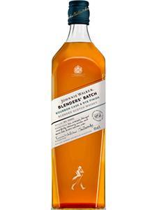 Johnnie Walker Bourbon Cask & Rye Finish 1L