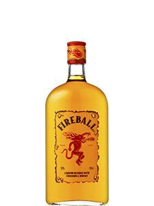 Fireball Cinnamon Whiskylikeur 70cl