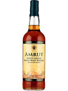 Amrut Peated Single Malt 70cl
