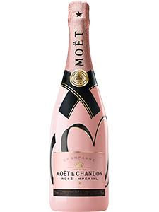 Moet & Chandon Brut Rose Living Ties 75cl