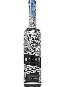 Belvedere x Laolu (RED) 70cl