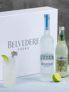 Belvedere Pure Cocktail-kit